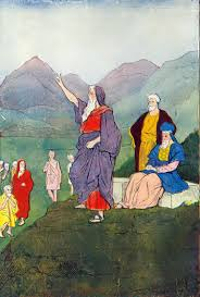 Parashat Va-Yelekh – Bring the children