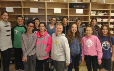 Akiva School finishes in the top 3 of the Canadian Math League Competition