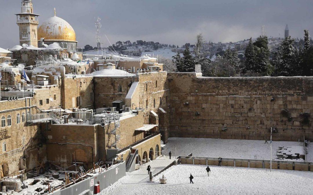 The Jewish History of Snow