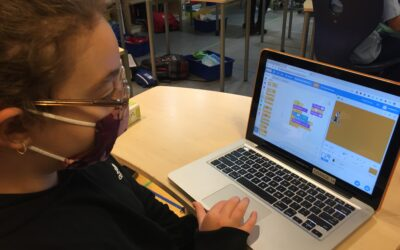 Scratch Programming – Robotics-Gr5