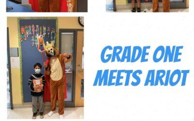 Grade 1 Meets Ariot!